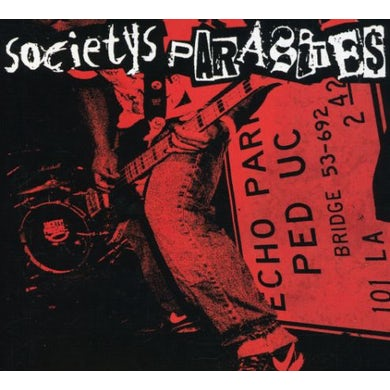 SOCIETYS PARASITES CD
