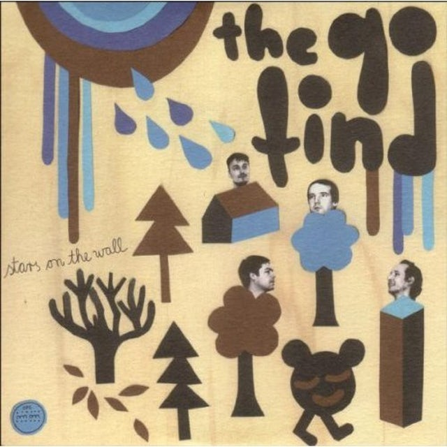 The Go Find STARS ON THE WALL Vinyl Record
