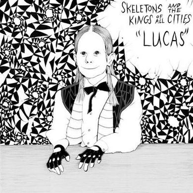 Skeletons & Kings Of All Cities LUCAS Vinyl Record