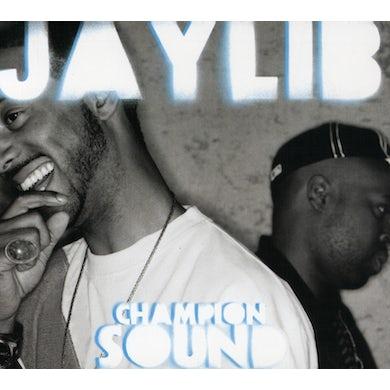 Jaylib CHAMPION SOUND CD