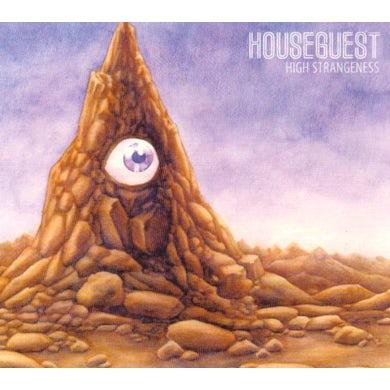Houseguest HIGH STRANGENESS CD