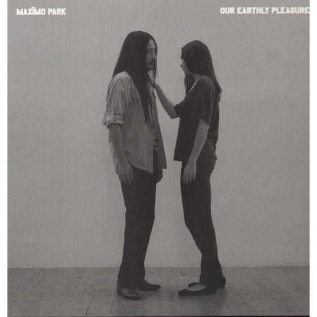 Maximo Park OUR EARTHLY PLEASURES (BONUS TRACKS) Vinyl Record