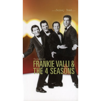 Frankie Valli & Four Seasons JERSEY BEAT: MUSIC OF FRANKIE VALLI & 4 SEASONS CD