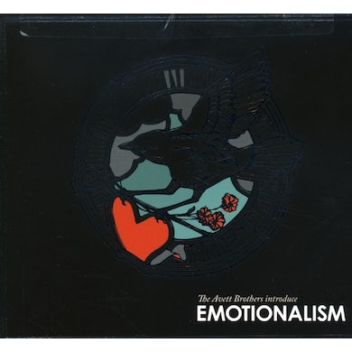 The Avett Brothers EMOTIONALISM CD