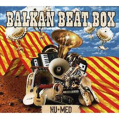 Balkan Beat Box NU MED CD