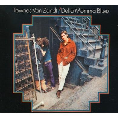 Townes Van Zandt DELTA MOMMA BLUES CD