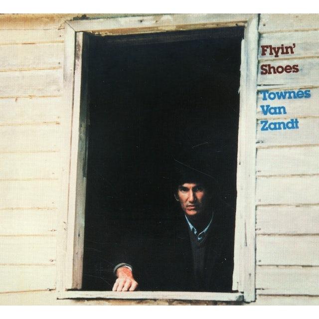 Townes Van Zandt FLYIN SHOES CD