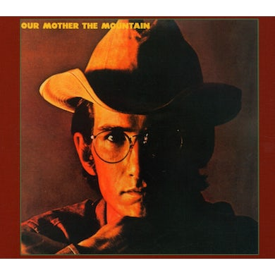 Townes Van Zandt OUR MOTHER THE MOUNTAIN CD