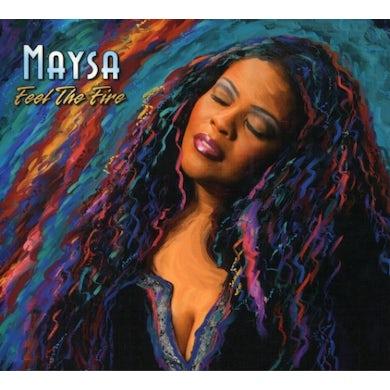 Maysa FEEL THE FIRE CD