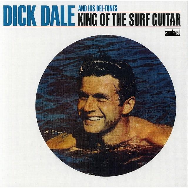 Dick Dale & Del-Tones KING OF THE SURF GUITAR CD
