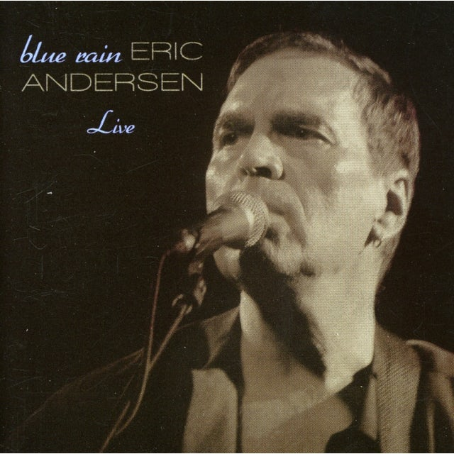 Eric Andersen BLUE RAIN CD
