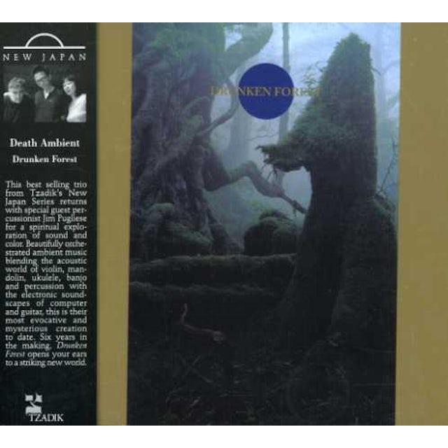 Death Ambient DRUNKEN FOREST CD