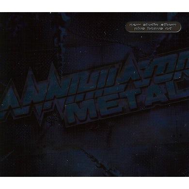 Annihilator METAL CD