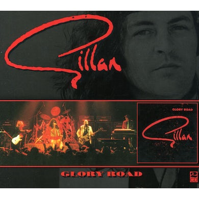 Gillan GLORY ROAD CD