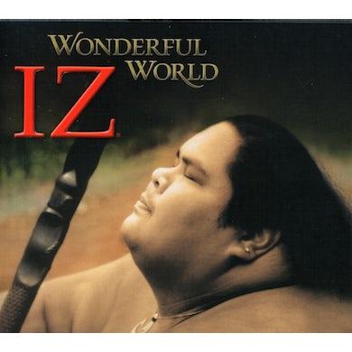 Israel Kamakawiwo'ole WONDERFUL WORLD CD