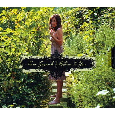 Sara Gazarek RETURN TO YOU CD