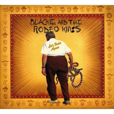 Blackie & Rodeo Kings LET'S FROLIC AGAIN CD