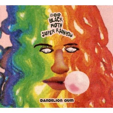 Black Moth Super Rainbow DANDELION GUM CD