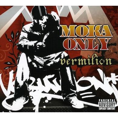 Moka Only VERMILION CD