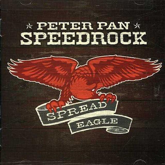 Peter Pan Speedrock SPREAD EAGLE CD