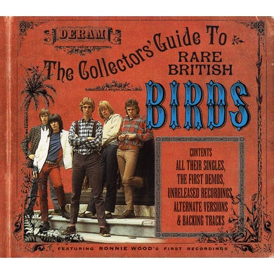 Birds COLLECTOR'S GUIDE TO RARE CD