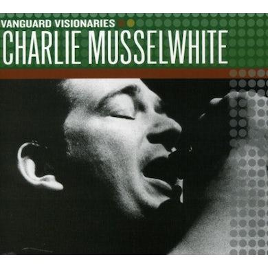 Charlie Musselwhite VANGUARD VISIONARIES CD