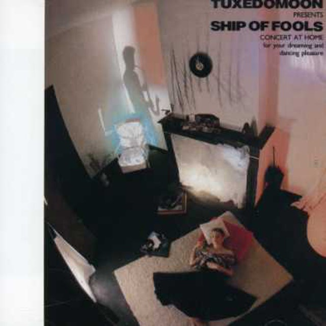 Tuxedomoon SHIP OF FOOLS CD