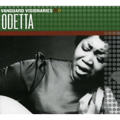 Odetta VANGUARD VISIONARIES CD