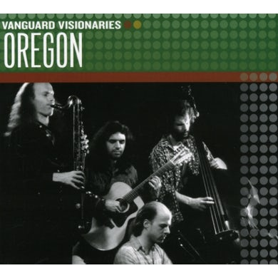 Oregon VANGUARD VISIONARIES CD