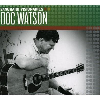 Doc Watson VANGUARD VISIONARIES CD