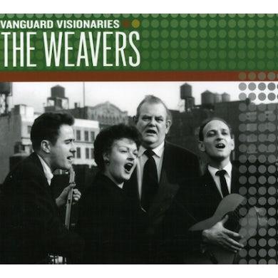 Weavers VANGUARD VISIONARIES CD