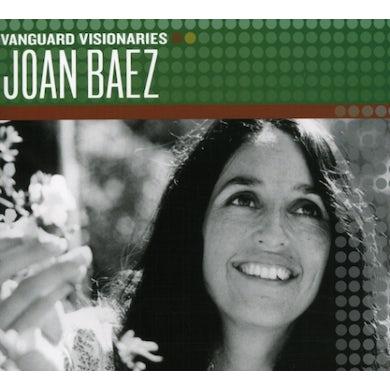 Joan Baez VANGUARD VISIONARIES CD