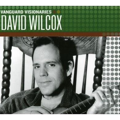 David Wilcox VANGUARD VISIONARIES CD