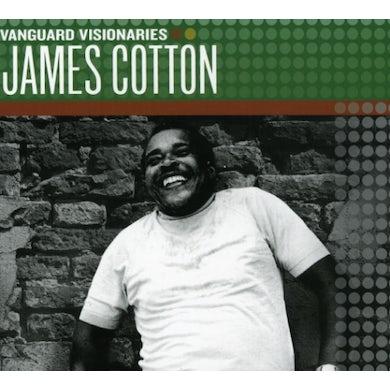 James Cotton VANGUARD VISIONARIES CD