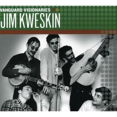 Jim Kweskin VANGUARD VISIONARIES CD