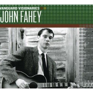 John Fahey VANGUARD VISIONARIES CD