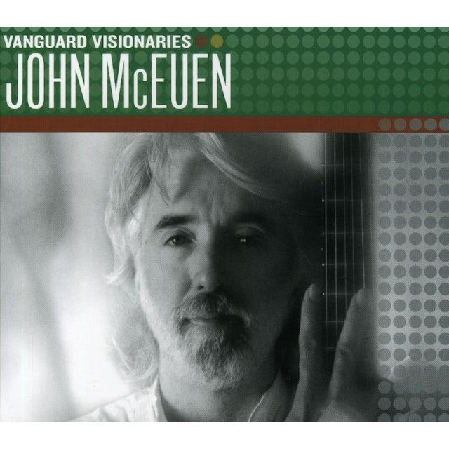 John McEuen VANGUARD VISIONARIES CD