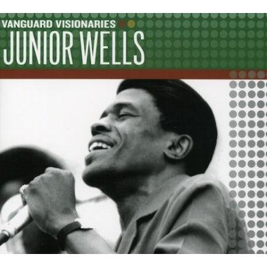 Junior Wells VANGUARD VISIONARIES CD
