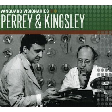 VANGUARD VISIONARIES CD