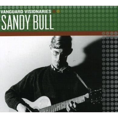 Sandy Bull VANGUARD VISIONARIES CD