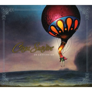Circa Survive ON LETTING GO CD