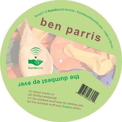 Ben Parris DUMBEST EP EVER Vinyl Record