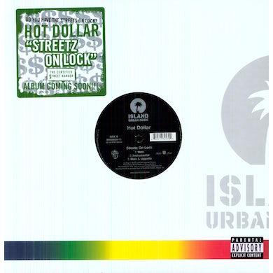 Hot Dollar STREETZ ON LOCK (X6) Vinyl Record