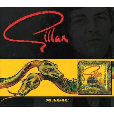Gillan MAGIC CD
