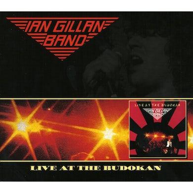 Ian Gillan LIVE AT THE BUDOKAN CD