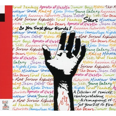 Stars DO YOU TRUST YOUR FRIENDS CD