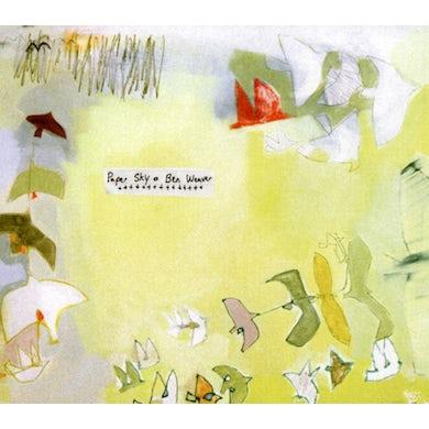 Ben Weaver PAPER SKY CD