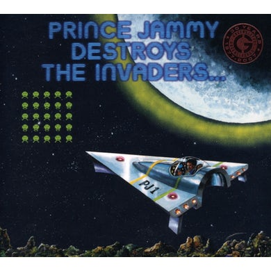Prince Jammy DESTROYS THE INVADERS CD