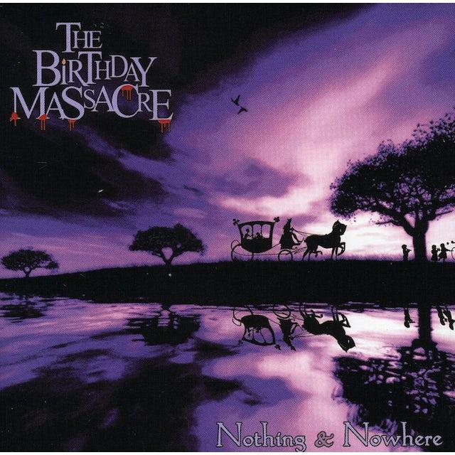 Birthday Massacre NOTHING & NOWHERE CD