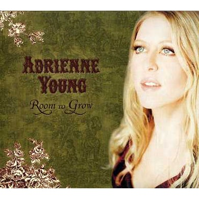 Adrienne Young ROOM TO GROW CD